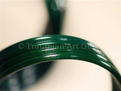 Heavy Teal Glass Rod (9951)