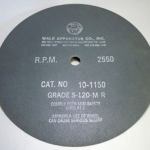 Silicon Carbide Abrasive Wheels