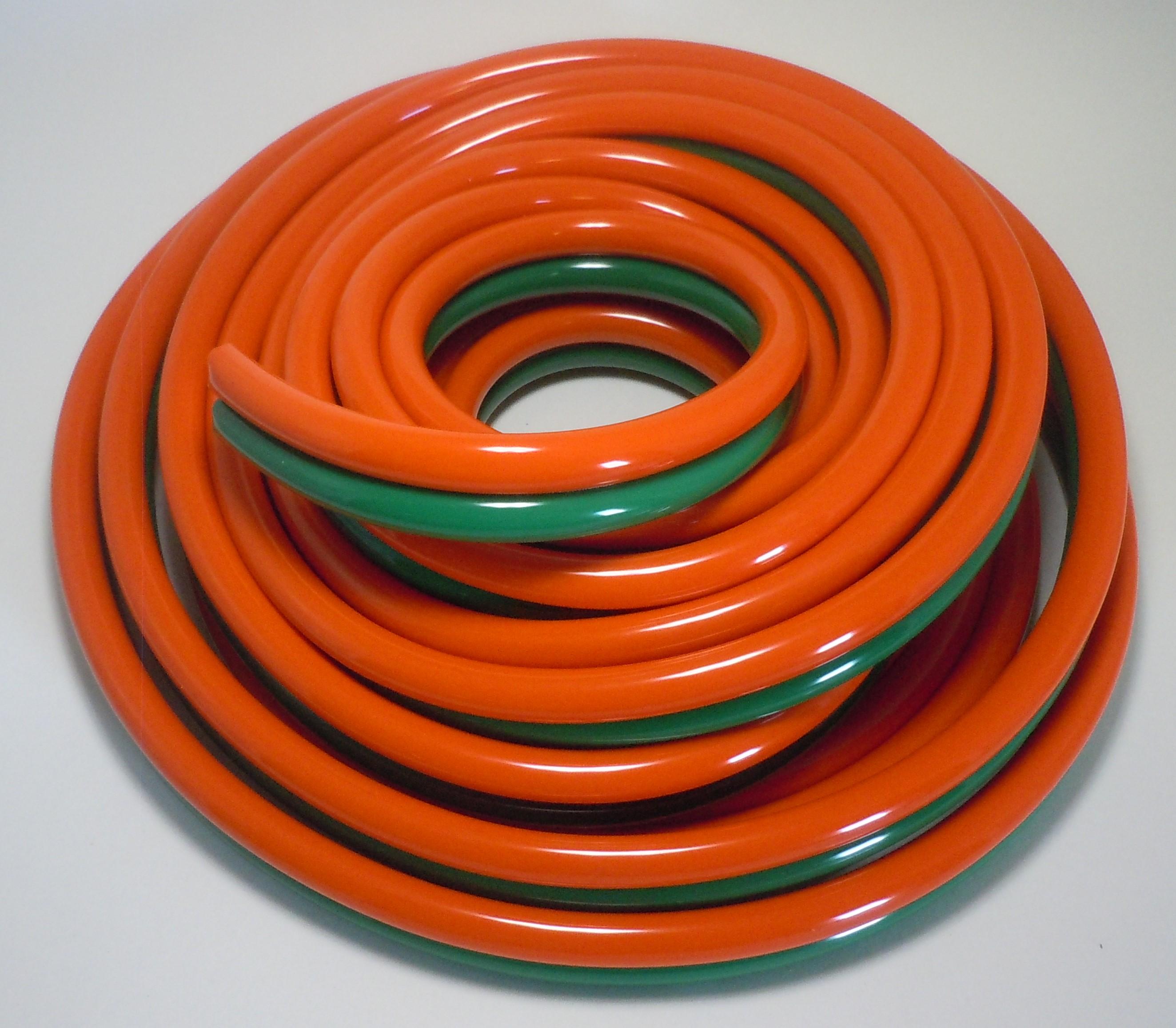 PVC Twin Tubing