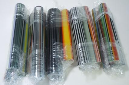 Small Sample Pack - Golden Gate Borosilicate Tubing - Approx. 1/4 LB Pack