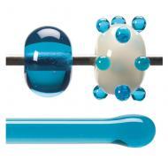 Turquoise Blue Transparent