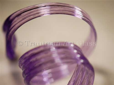 Purple Lollypop Glass Rod (9957-PE)