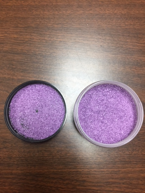 Small Frit - Spring Purple 9801SF