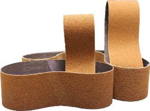 Silicon Carbide Abrasive Belts