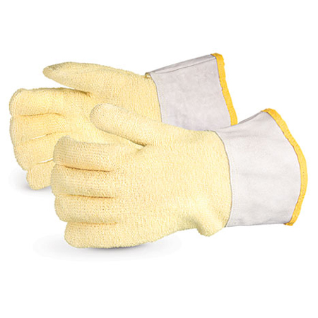 Dragon Glass Fiber Kevlar Heat Resistant Gloves