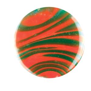Autumn Swirl Glass Rod (MB114)