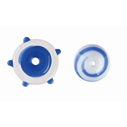 Cobalt Blue Opal Rod
