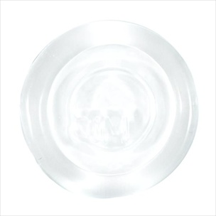 Clear 4-7mm - Messy Glass Rod 6630
