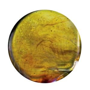 Exotic Citrus Yellow Glass Rod (MB022)