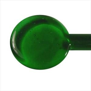 Light Emerald Green - Moretti Glass 028