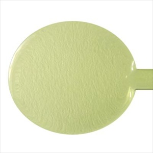 Pale Apple Green - Moretti Glass 073