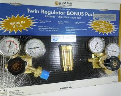 Twin Regulator Bonus Pack