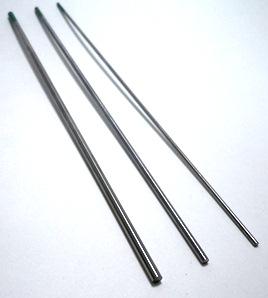 Straight Tungsten Rod