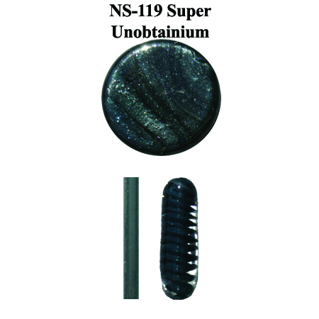 Super Unobtainium Glass Rod & Glass Frit (NS-119)