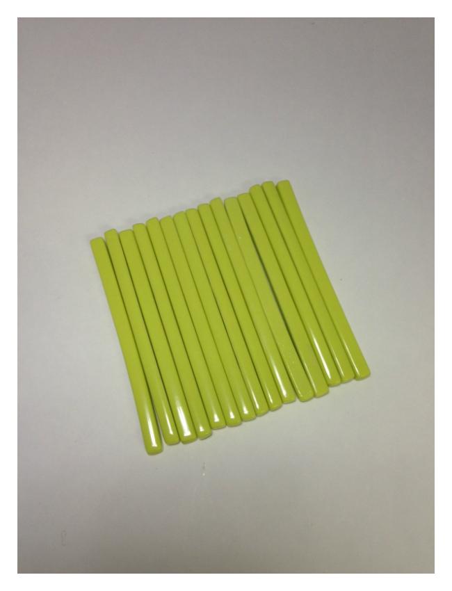 Boro Stix - Lime Green 9817