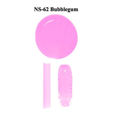 Bubblegum Glass Rod & Glass Frit (NS-62)