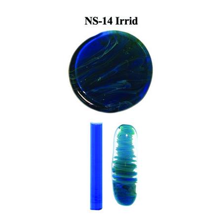 Irrid Glass Rod & Glass Frit (NS-14)