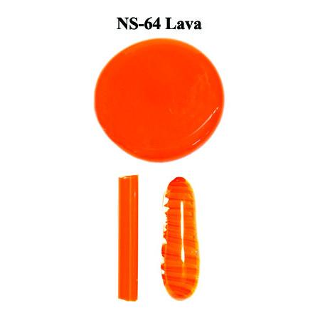 Lava Glass Rod & Glass Frit (NS-64)
