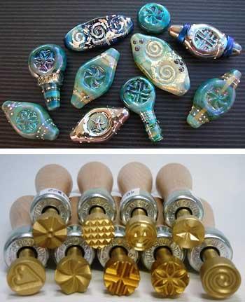 Leonardo Brass Imprinters