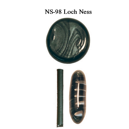 Lochness Glass Rod & Glass Frit (NS-98)
