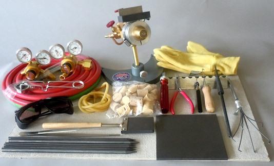 Master Flameworker's - Lampworking Kit