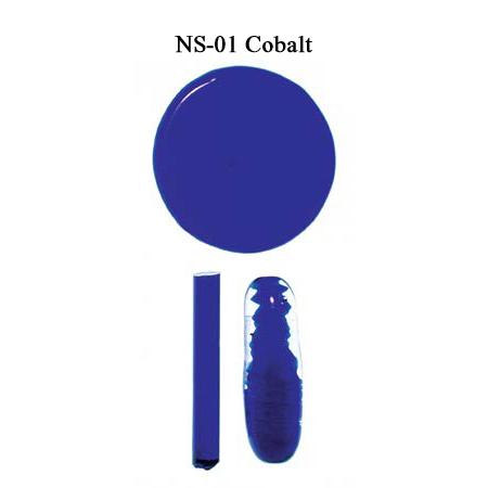 Cobalt Blue Glass Rod & Glass Frit (NS-01)